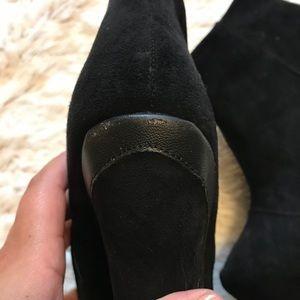 Aldo Shoes - Suede booties